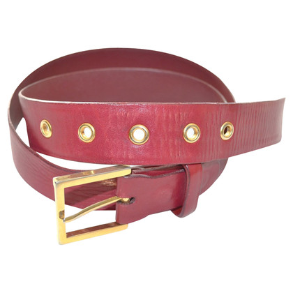 Coccinelle Red belt