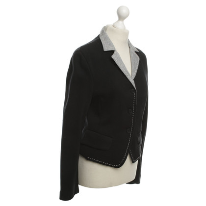 Fabiana Filippi Blazer with topstitching