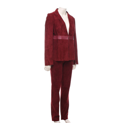 Costume National costume en cuir