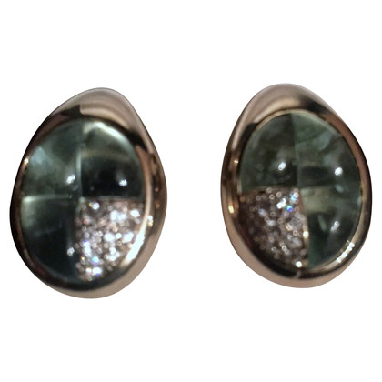 Pomellato White gold earrings
