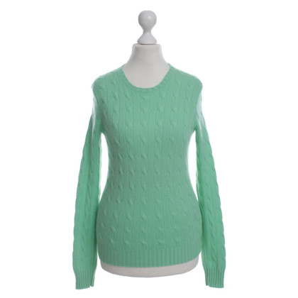 Ralph Lauren Cashmere sweater in light green