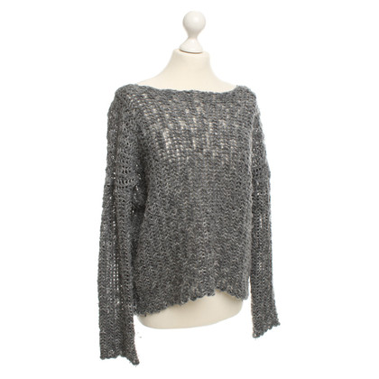 James Perse Knit sweater in gray