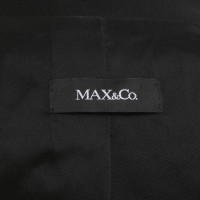 Max & Co Kurzblazer in Schwarz
