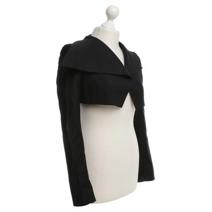 Max & Co Short Blazer in Black