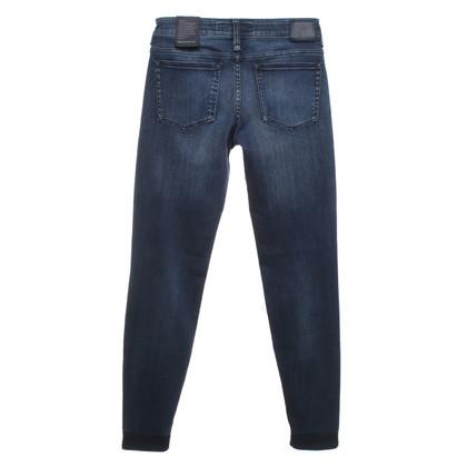 Drykorn Skinny Fit Jeans in Dunkelblau