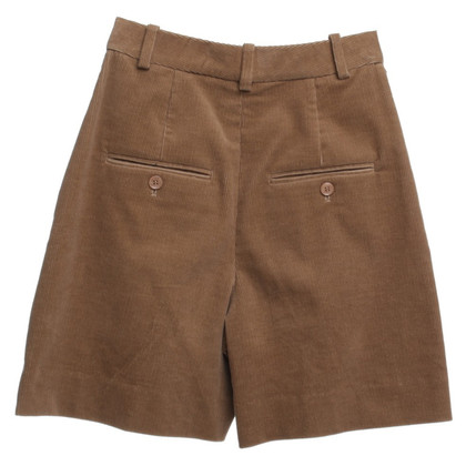 Carven Pantaloncini a Brown