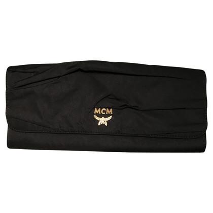 MCM Black clutch