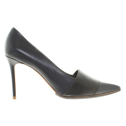 Céline pumps in leather