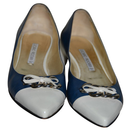Luciano Padovan leather ballerina flats