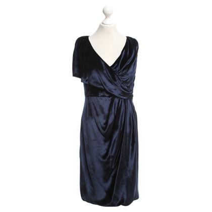 J. Mendel robe de velours