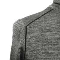 Vince Rollkragenpullover in Grau