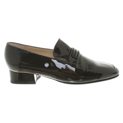 Bally Loafer of patent leather