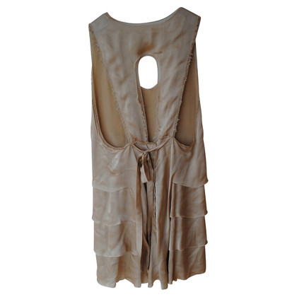 Philosophy di Alberta Ferretti Silk summer dress