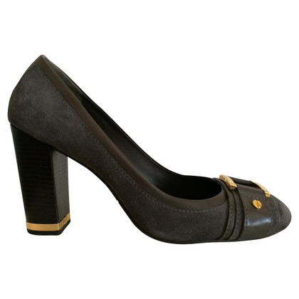 Tory Burch pumps from suede