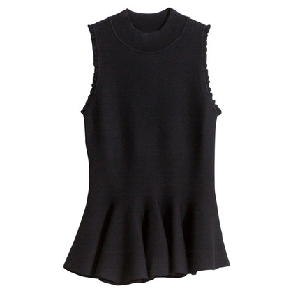 Carven Top met peplum