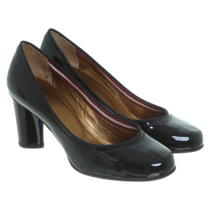 Bally Pumps aus Lackleder