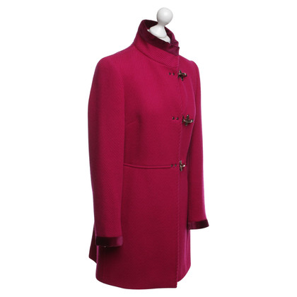 Fay Cord coat made of new wool