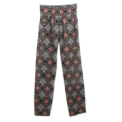 Kilian Kerner Pantaloni di panno modellato