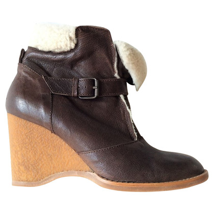 Vanessa Bruno Low boots wedge