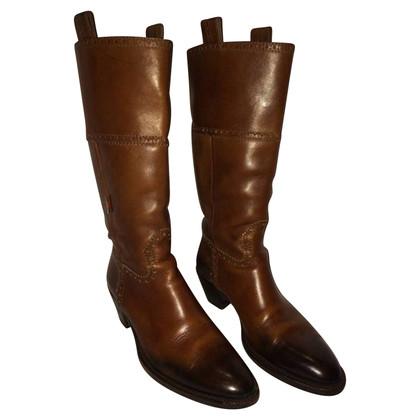 Gucci Stiefel im Cowboy-Look