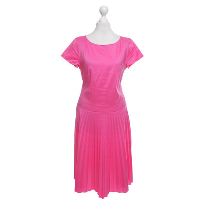 René Lezard Dress in Pink