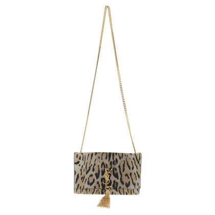 "Saint Laurent ""Kate Bag"" nell'Arte degli animali"