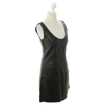 Alice By Temperley Leather dress in black