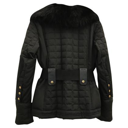 Gucci Donsjack in zwart
