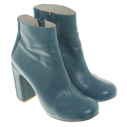 Dorothee Schumacher Ankle boots in petrol