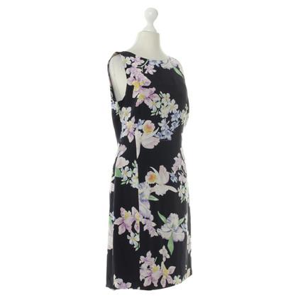 Laurèl Sheath dress with floral print