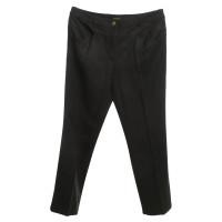 Escada Pantaloni in grigio scuro