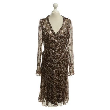 René Lezard Dress with print