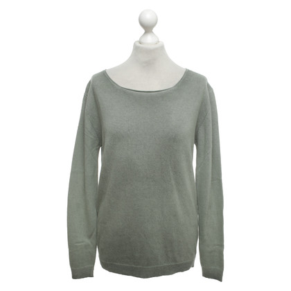 Camouflage Couture Cashmere sweater in green