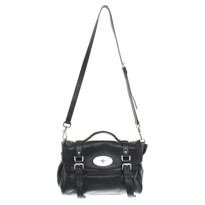 "Mulberry ""Alexa Bag"" in Schwarz"