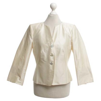 Armani Blazer in crema bianca