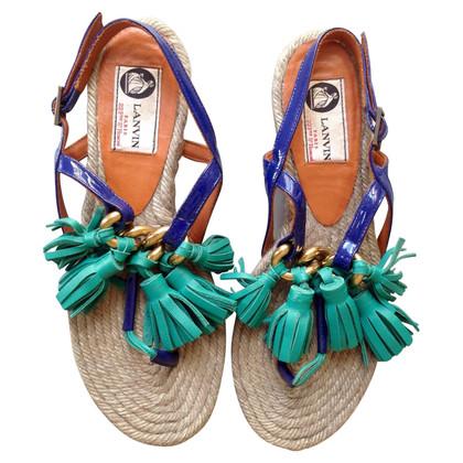 Lanvin sandalen