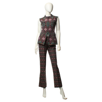 Philosophy di Alberta Ferretti Trouser suit with pattern