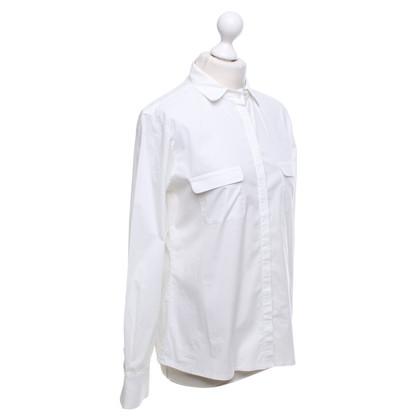 Windsor Blouse in het wit