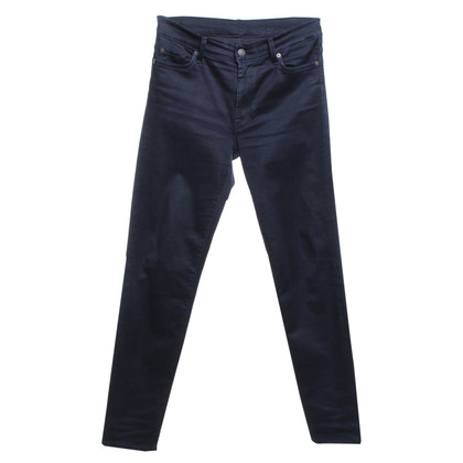 7 For All Mankind Jeans in Dunkelblau