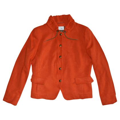 Akris Jacket in Orange