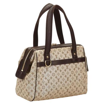 "Louis Vuitton ""Josephine PM Monogram Mini Lin"""