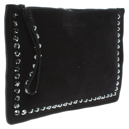 Pedro Garcia clutch in black