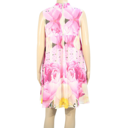Ted Baker Floral dress in pink