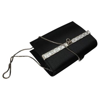 Salvatore Ferragamo Black evening bag