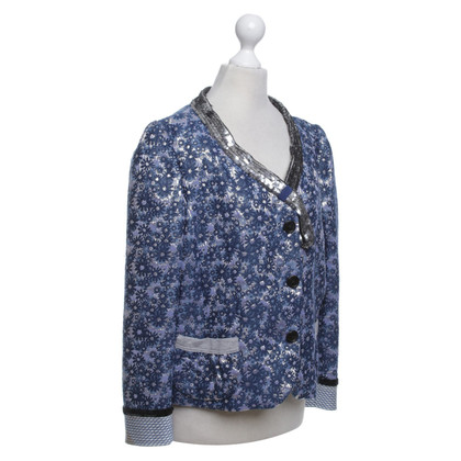 Marc Jacobs Blazer with a floral pattern