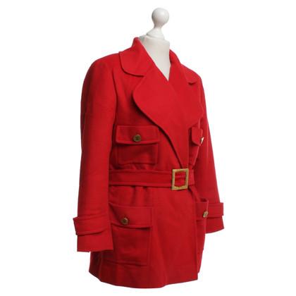 Chanel cappotto di cachemire