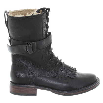 UGG Australia Boots with fur