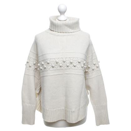 Closed Pullover im Poncho-Look