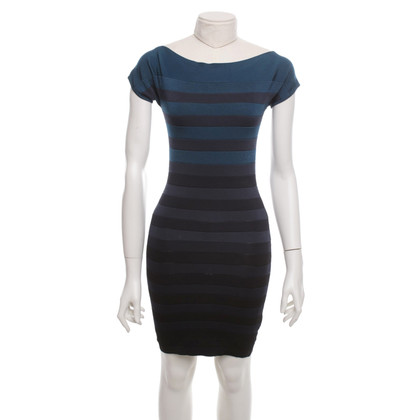 French Connection Dress in dark blue