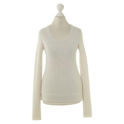Hermès Pullover in maglia panna